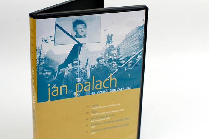FFUK. Jan Palach. DVD k 40. výročí sebezapálení.