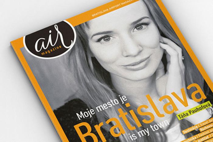 Společenský časopis Airmagazine