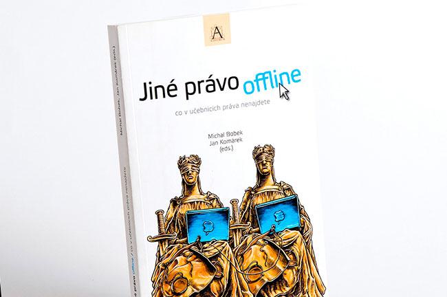 Auditorium: Jiné právo offline. Grafická úprava, sazba: signatura.cz