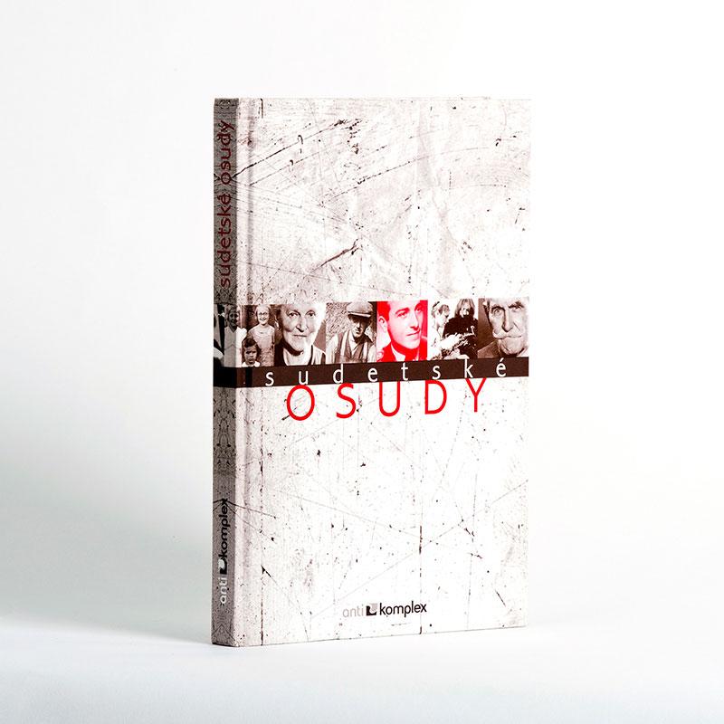kniha Sudetské osudy