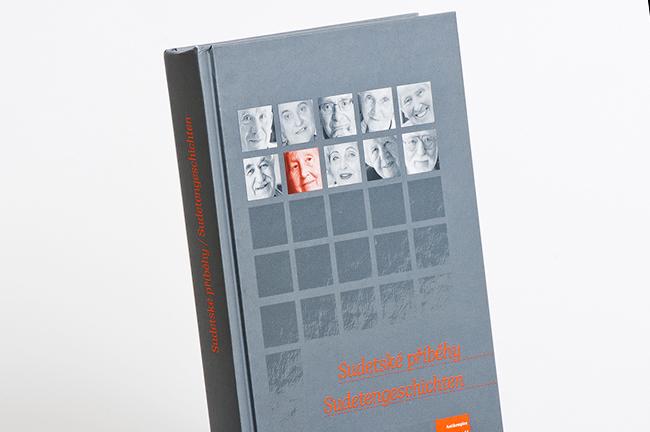 sazba a grafický návrh knihy