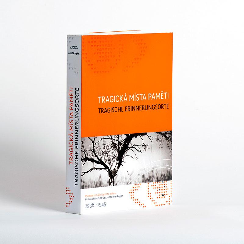 kniha Tragická místa paměti (Antikomplex)